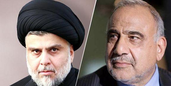 مقتدی الصدر باز هم از نخستوزیر عراق خواست که استعغا دهد