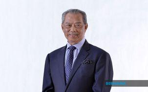 محی الدین یاسین دولت مالزی را تشکیل میدهد