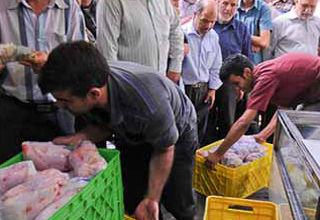 قیمت مرغ کیلویی 11 هزار صحت ندارد!