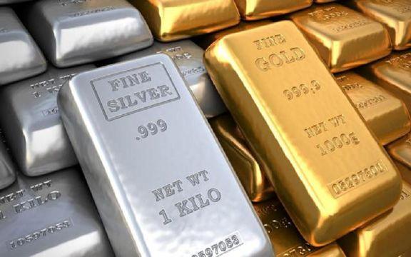 شتاب صعود قیمت طلا در پی افزایش تورم آمریکا
