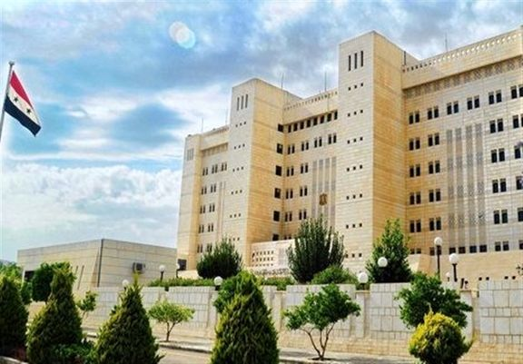 سوریه تشکیل منطقه امن در شمال این کشور را شدیدا محکوم کرد
