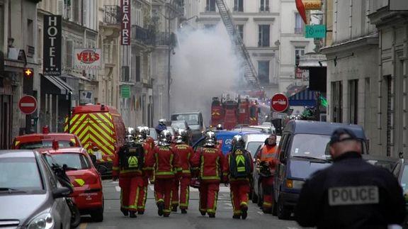 انفجار نانوایی در مرکز پاریس 4 کشته بر جای گذاشت  / 47 نفر زخمی شدند