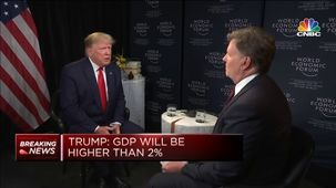 ترامپ فدرال رزرو را به باد انتقاد گرفت / اگر نرخ بهره افزایش نمییافت رشد اقتصادی اکنون نزدیک  4 درصد بود