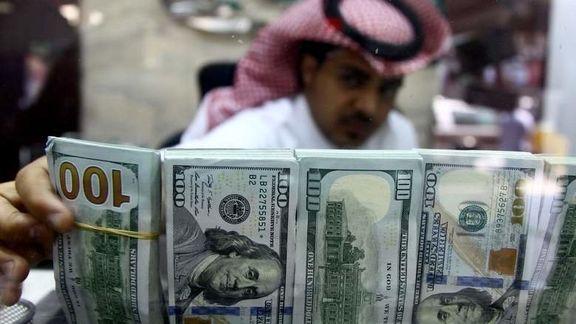 کاهش قابل توجه ذخایر ارزی عربستان در 2020