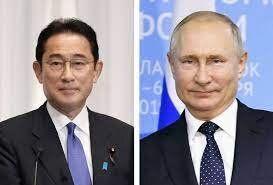نخست وزیر ژاپن بر توافق صلح با روسیه تاکید کرد