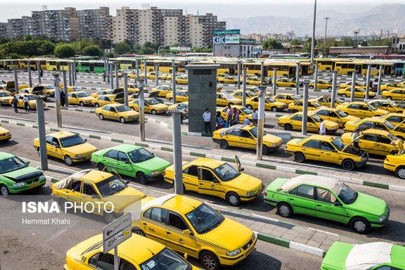 رانندگان تاکسی از طرف تاکسیرانی بیمه خواهند شد