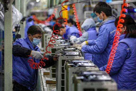 رشد ۲۰ درصدی سود شرکتهای صنعتی چین در ماه ژوئن
