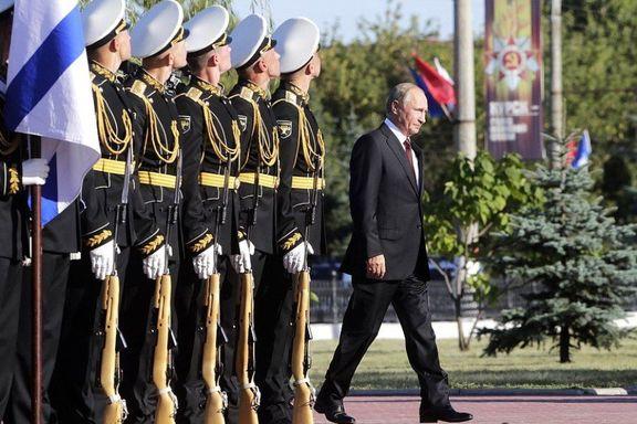 برکناری 11 مقام ارشد نظامی توسط ولادیمیر پوتین