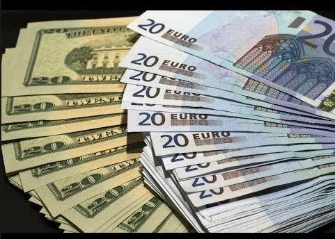 قیمت امروز دلار و یورو در صرافی ها