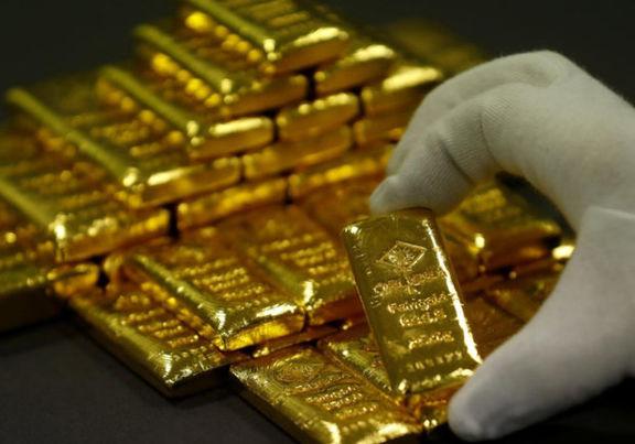 افزایش قیمت جهانی طلا به ۱۷۹۶ دلار