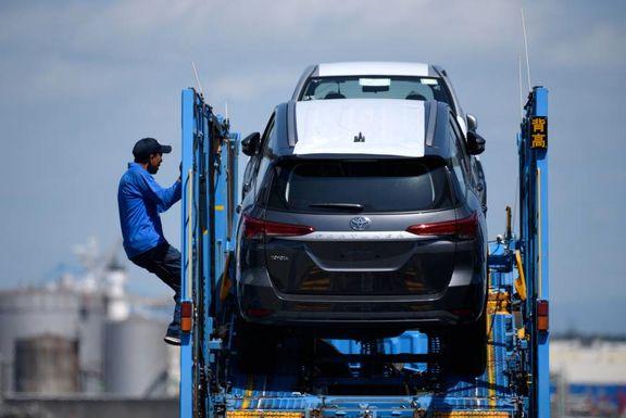 صادرات ژاپن برای نهمین ماه متوالی کاهش یافت