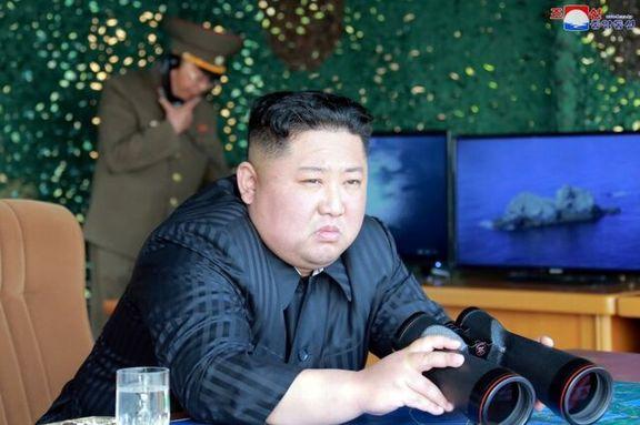 رهبر کره شمالی از ساخت موشک های جدید خبر داد