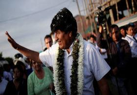 مورالس: بهزودی به بولیوی باز می گردم