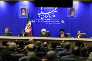 روحانی: سبد غذایی برای 50 درصد جمعیت کشور اجرا می کنیم
