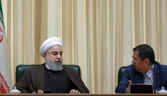 همتی: رئیس جمهور با برخی اقتصاددان ها برای جانشینی من صحبت کرده اند