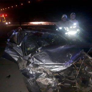 تصادف مرگبار در جاده قزوین به آبیک