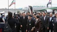 نخست وزیر عراق وارد ایران شد+ فیلم