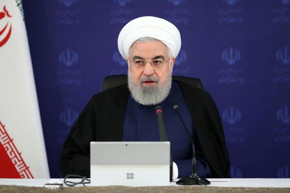 آخرین جلسه هیئت دولت روحانی/ از مردم عذرخواهی میکنیم