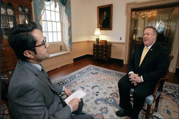 پمپئو ادعاهای بی اساس اش علیه ایران را تکرار کرد