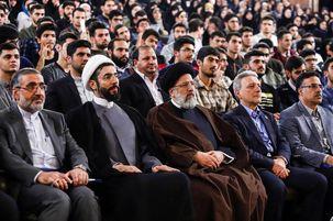 سخنرانی رئیس قوه قضائیه  در جمع دانشجویان دانشگاه تهران/ دانشجو باید نظام را نظام خودش بداند