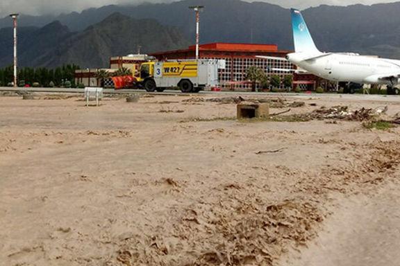 فرودگاه خرم آباد بازگشایی شد