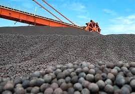 دادوستد ۱۰ هزار تن گندله سنگ آهن در بورس کالا