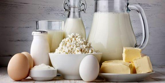 قیمت شیرخام و انواع محصولات پر مصرف لبنی در سال 98+ جدول