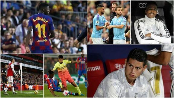 نیمکت نشین 125 میلیون یورویی بارسلونا