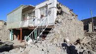 عکس های دیده نشده از خسارات سهمگین زلزله در روستای ورنکش آذربایجان شرقی