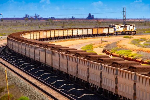 رکورد تاریخی قیمت سنگآهن در دالیان چین با 10 درصد افزایش شکسته شد