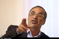 حمله تند مدیرعامل استقلالی به فردوسی پور/ دلیلی ندارد یک برنامه ورزشی با وزیر خارجه مصاحبه کند