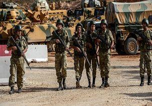 واکنش ترکیه به ورود ارتش سوریه  به سمت شمال این کشور