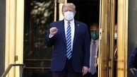 صعود سراسری بازارهای مالی جهان با ترخیص ترامپ از بیمارستان