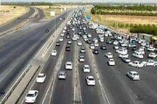 افزایش بیش از 5 درصدی حجم تردد در راههای کشور