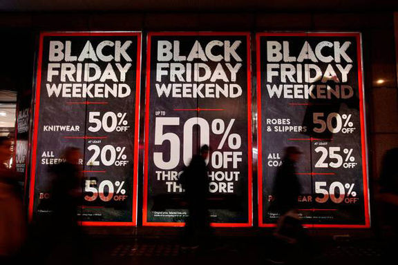 خرید بلک فرایدی  ۶.۲ درصد نسبت به سال گذشته افت کرد