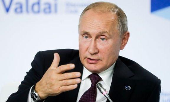 انتقادات پوتین درباره سیاست های آمریکا و ناتو