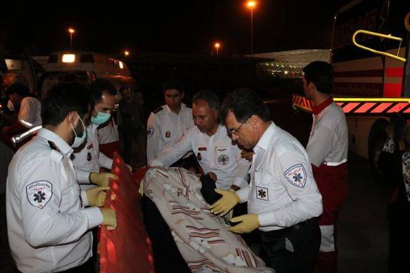 اسامی مجروحان زائرین دزفولی در العماره عراق اعلام شد