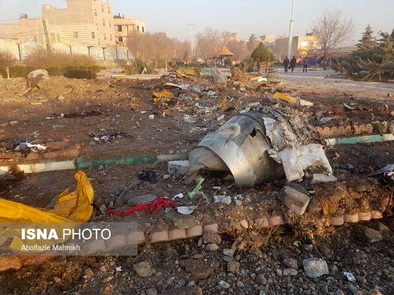 تیم تشخیص هویت به محل سقوط هواپیما در تهران اعزام شدند