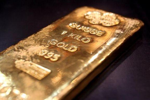 افزایش قیمت طلا در معاملات بازار جهانی/ هر اونس ۱۳۴۵.۴۹ دلار