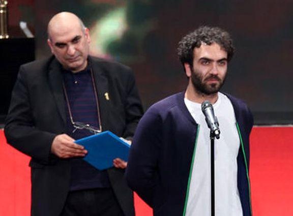 داور جشنواره فجر از رفتار همایون غنیزاده شدیدا انتقاد کرد