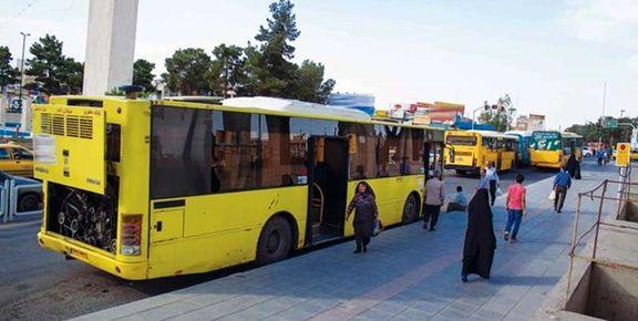مدیرعامل شرکت واحد اتوبوسرانی: گرانی ها مانع خرید اتوبوس نو شده است