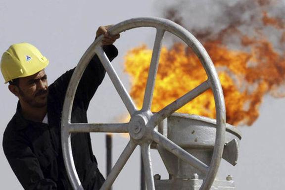 کاهش 4 درصدی قیمت نفت خام ایان نسبت به ماه گذشته