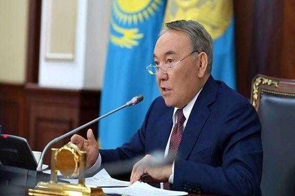رئیس جمهور قزاقستان پس از 27 سال استعفا کرد