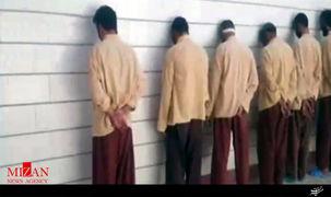 اولین فیلم از تروریست های دستگیر شده اهواز منتشر شد + ویدئو