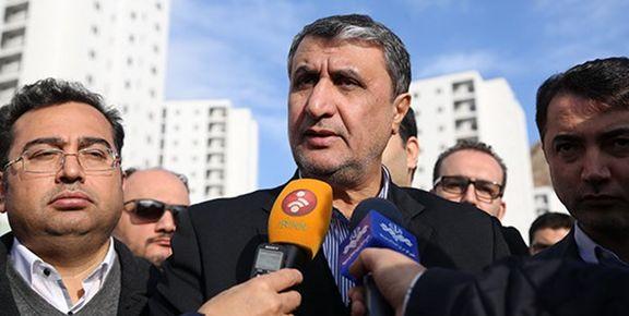 وزیر راه و شهرسازی سه  معاون خود را برکنار کرد
