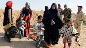 آمریکا نسبت به عدم بازگشت آوارگان عراقی هشدار داد