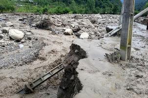 همچنان 7 روستا با مشکل برق رسانی و 35 روستا با مشکل قطعی آب مواجه هستند