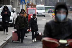 محدودیتهای خروج از شهر ووهان کاهش مییابد