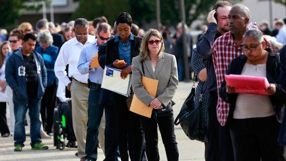 افزایش تعداد درخواست بیمه بیکاری آمریکا در هفته گذشته
