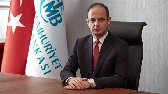 رجب طیب اردوغان رئیس بانک مرکزی ترکیه را برکنار کرد